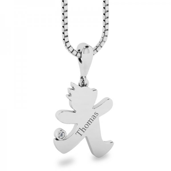 Bambino pendant Little Boy Jace