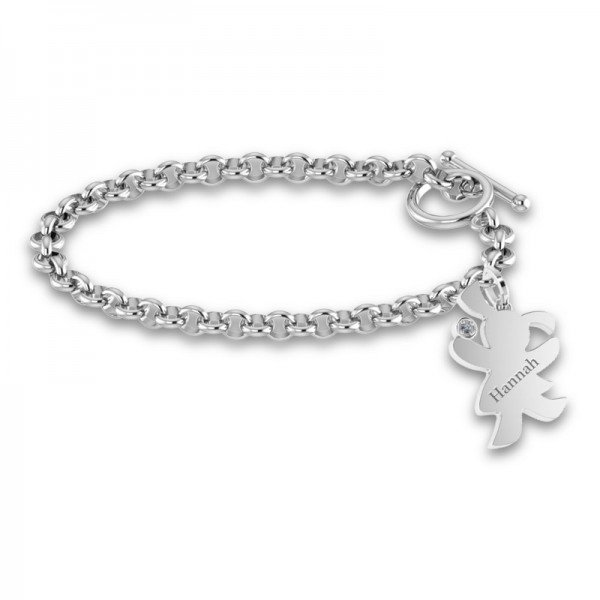 Bambino armband Little Girl Tess