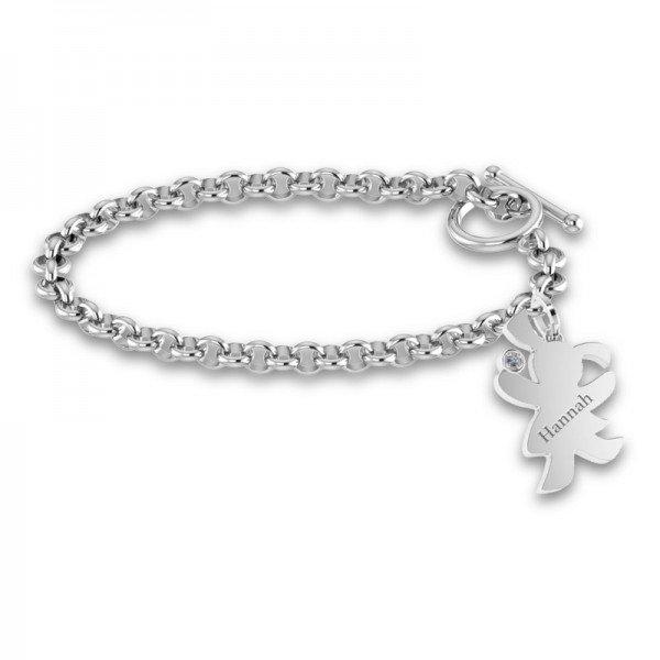 Bambino bracelet Little Girl Tess