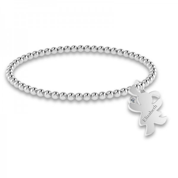 Bambino stretch bracelet Little Girl Tess
