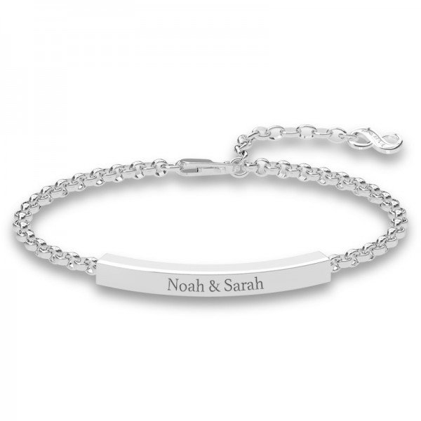 Block bracelet Megan