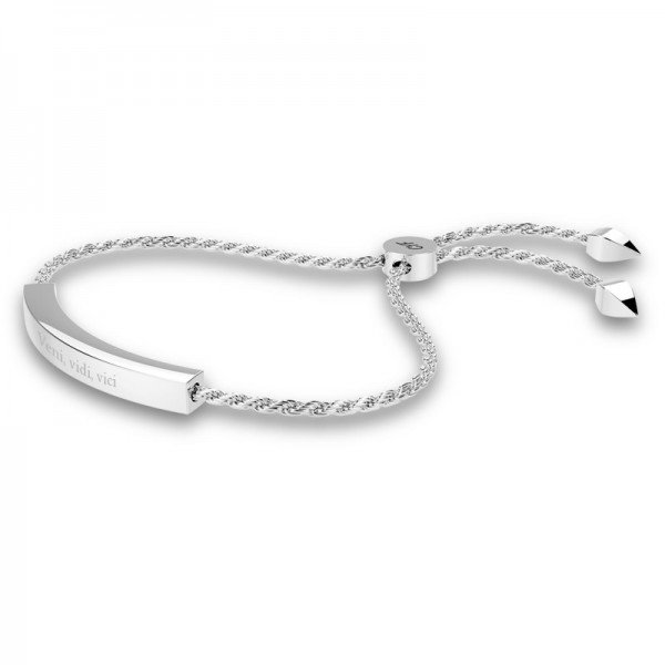 Block sliding lock bracelet Megan
