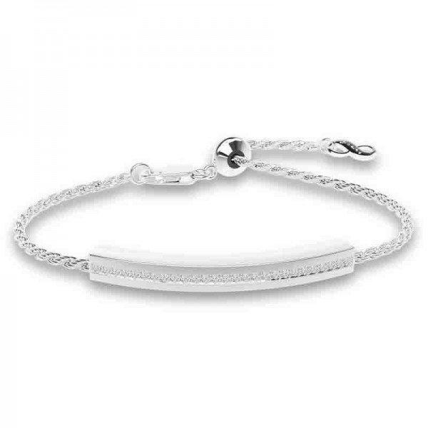 Block bracelet Aurora