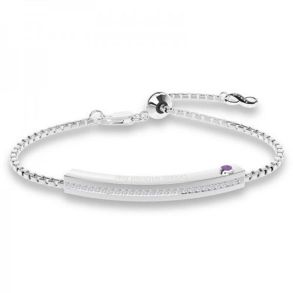 Block bracelet Olivia