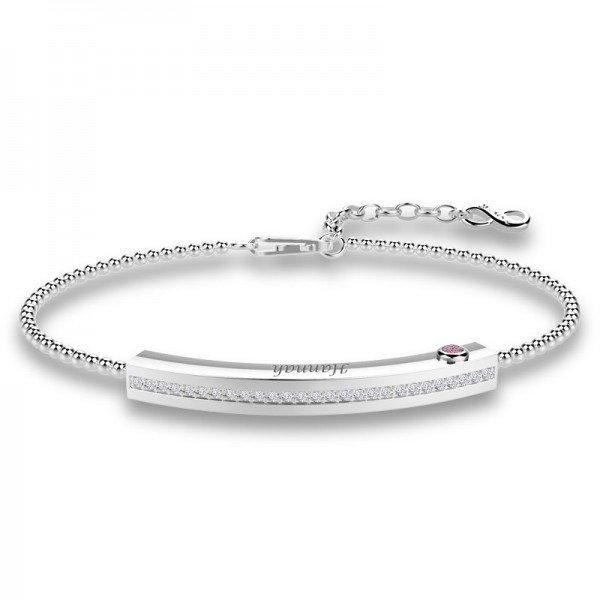 Block stretch bracelet Olivia