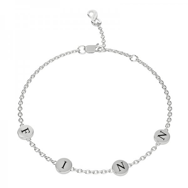 Character bracelet Skye (A4)