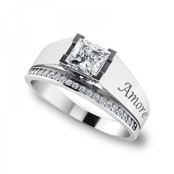 Sparkle ring Jayda