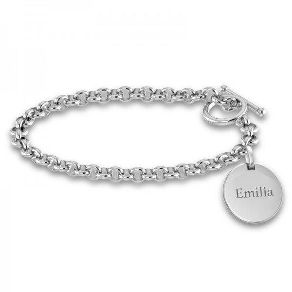 Tiny Tags bracelet Indy