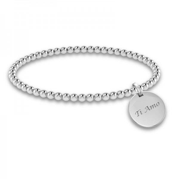 Tiny Tags stretch bracelet Indy