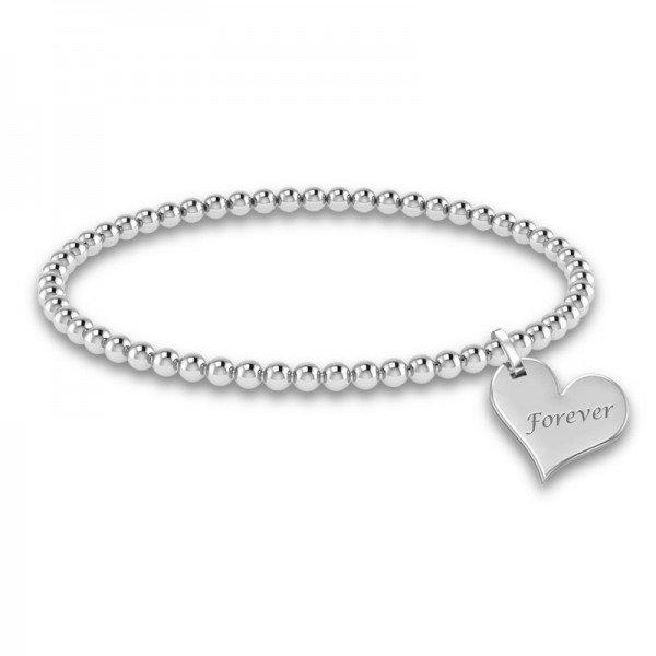Tiny Tags stretch bracelet Grace