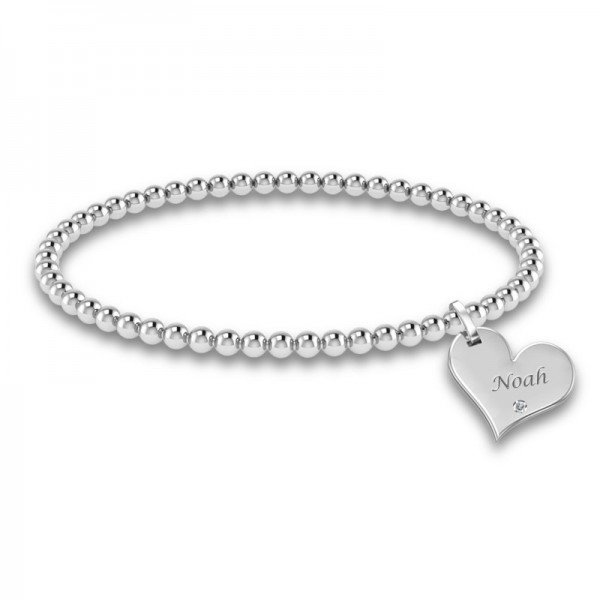 Tiny Tags stretch bracelet Maya