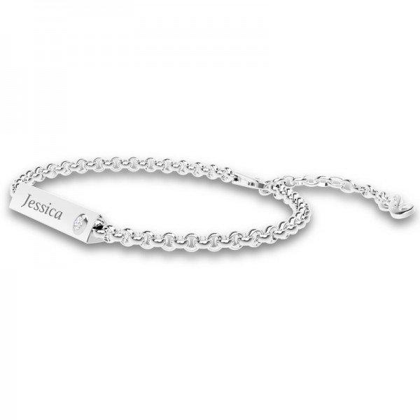 Triangle bracelet Emma