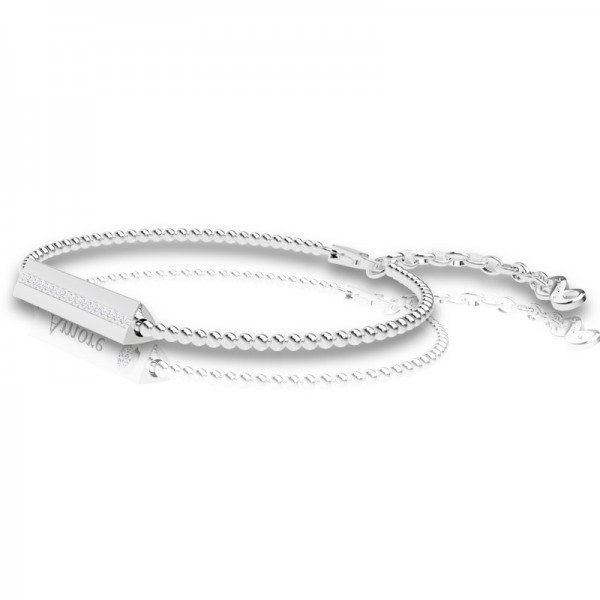Triangle rek armband Lidia